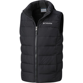 Columbia Powder Lite Puffer Vest Unge, black
